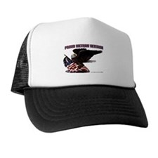 PROUD VIETNAM VETERAN Trucker Hat