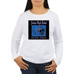 Jordan High School Panthers Women's Long Sleeve T-