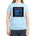 Jordan High School Panthers Women's Light T-Shirt