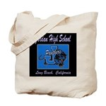 Jordan High School Panthers Tote Bag