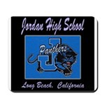 Jordan High School Panthers Mousepad