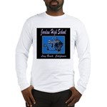 Jordan High School Panthers Long Sleeve T-Shirt