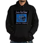 Jordan High School Panthers Hoodie (dark)