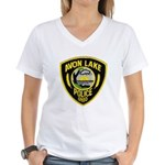 Avon Lake Police Women's V-Neck T-Shirt