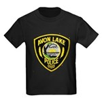 Avon Lake Police Kids Dark T-Shirt