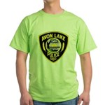 Avon Lake Police Green T-Shirt