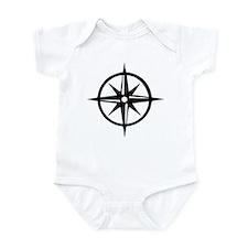 Compass Infant Bodysuit