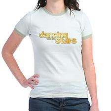 DWTS Logo Jr. Ringer T-Shirt