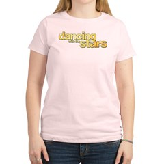 DWTS Logo Women's Light T-Shirt