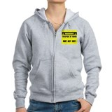 Thespian At Work Zip Hoody