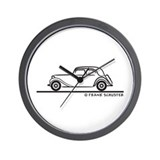 Citroën 15CV Wall Clock