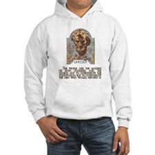 Abraham Lincoln Illustration Hoodie