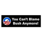 Anti-Obama Bumper Car Sticker
