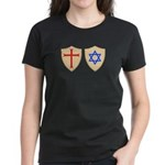Zionist Crusader Women's Dark T-Shirt