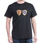Zionist Crusader Dark T-Shirt