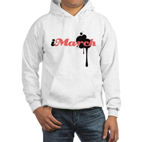 iMarch Hooded Sweatshirt