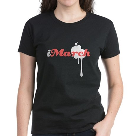 iMarch Women's Dark T-Shirt