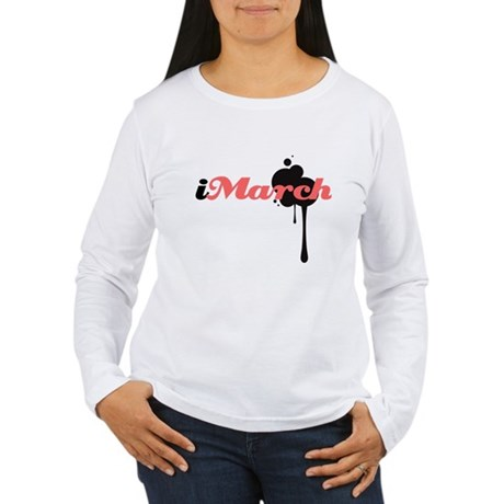 iMarch Women's Long Sleeve T-Shirt