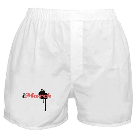 iMarch Boxer Shorts