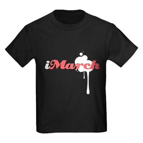 iMarch Kids Dark T-Shirt