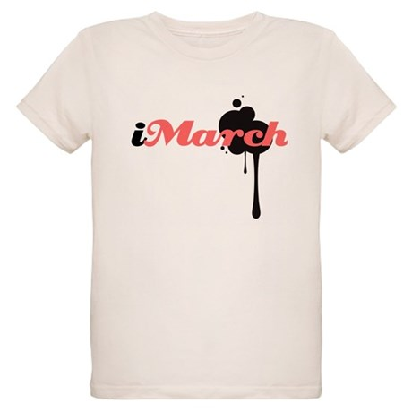 iMarch Organic Kids T-Shirt