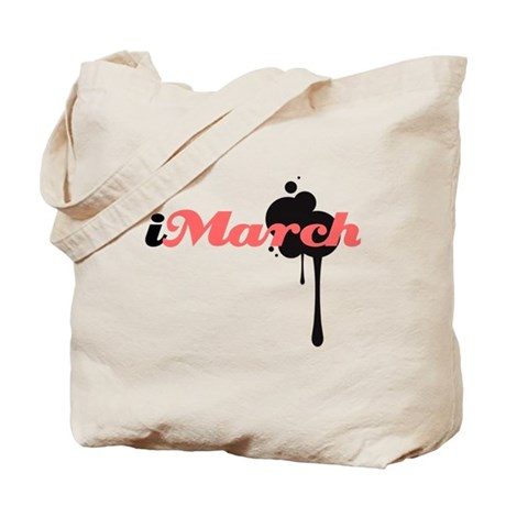 iMarch Tote Bag