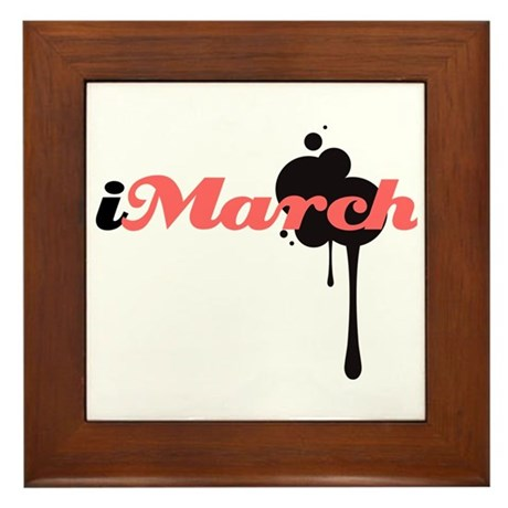 iMarch Framed Tile
