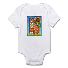 GINGER TUX... Infant Creeper Onesie Bodysuit