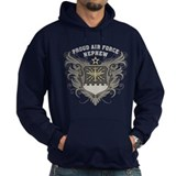 Proud Air Force Nephew Hoodie