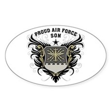 Proud Air Force Son Decal