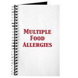 Cute  adult eggs allergy Journal