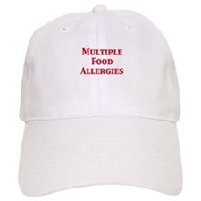 Cool Allergic Baseball Cap