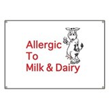 Funny Egg allergy Banner