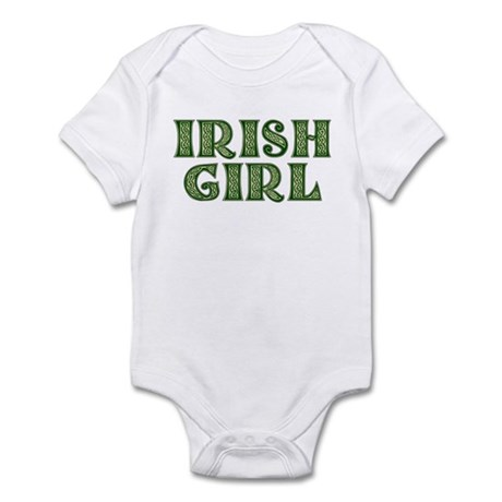 Irish Girl Infant Creeper