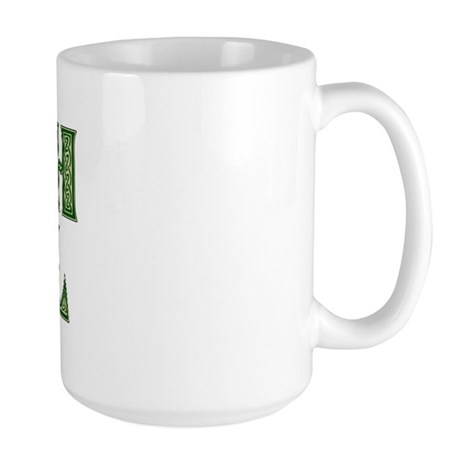 Irish Girl Large Mug