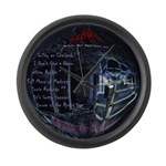 GBMI - Outta the Asylum, Large Wall Clock