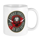 Zombie Hunter Small Mug
