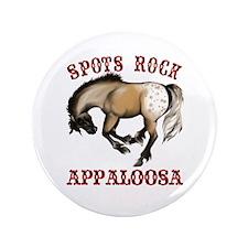 """More Spots Rock Shirt 3.5"""" Button (100 pack)"""