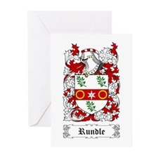 Rundle Greeting Cards (Pk of 10)