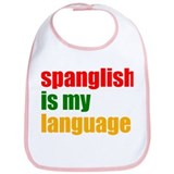 spanglish Bib
