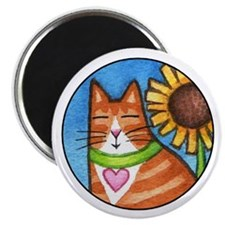 GINGER TUX...Wholesale Magnets (10 pack)