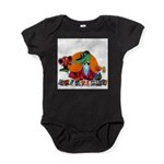 Knox County Sheriff Organic Toddler T-Shirt (dark)