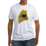 Knox County Sheriff Fitted T-Shirt