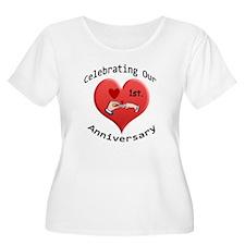 Unique Anniversary party T-Shirt