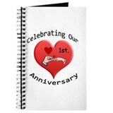 Cute Wedding party Journal