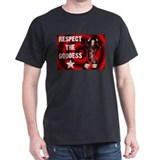 Respect the Goddess T-Shirt
