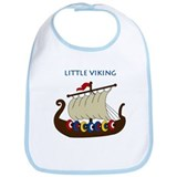 Little Viking Bib