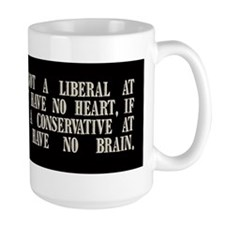 Churchill on Conservatives Mug
