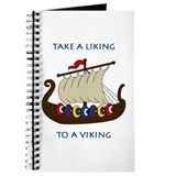 Liking Vikings Journal
