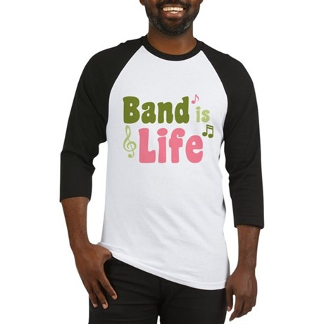Band is Life Baseball Jersey